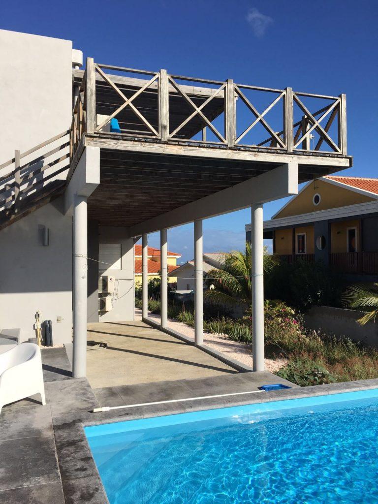 Villa Chuchubi Vakantiehuis -Vakantiewoning Vakantievilla -Grote Berg Curcao
